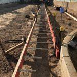 Mr Barra Laneway 2 — Concreting in Marlow Lagoon, NT